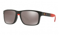 OAKLEY Holbrook - Ruby Fade W/Prizm Black Polarized
