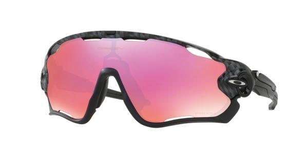 Brýle OAKLEY Jawbreaker - Carbon Fiber W/Prizm Trail