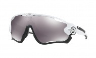 OAKLEY Jawbreaker - Polished White W/Prizm Black