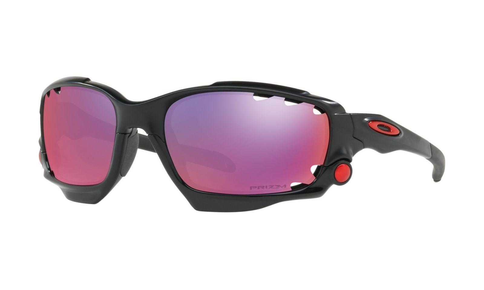 Brýle OAKLEY Racing Jacket - Matte Black W/Prizm Road