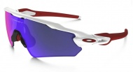 OAKLEY Radar EV Path - Polished White w/+ Positive Red Iridium