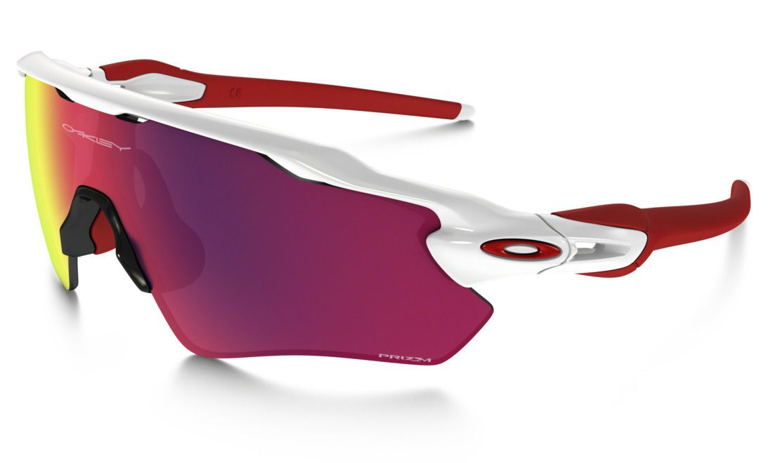 Brýle OAKLEY Radar EV Path - Polished White W/Prizm Road