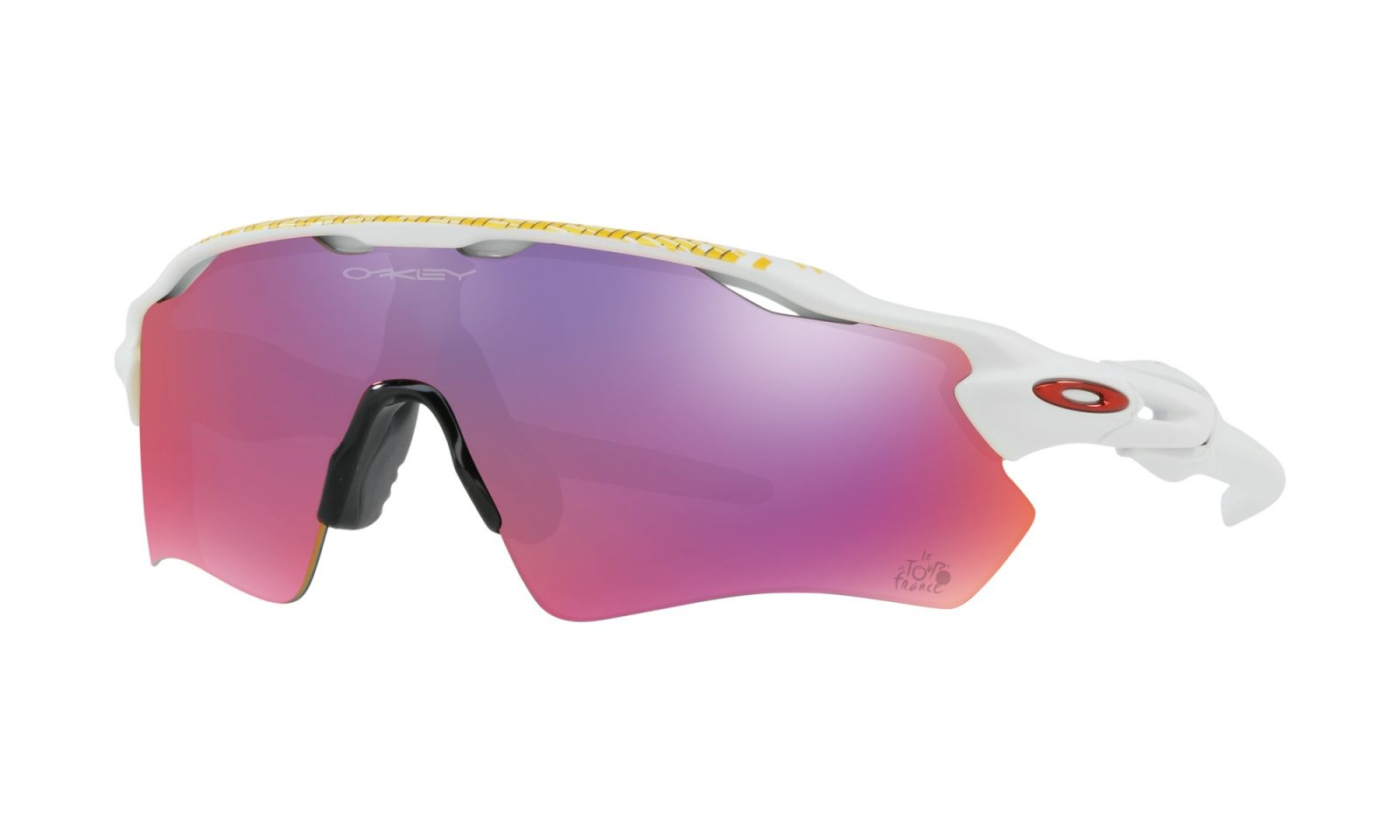 Brýle OAKLEY Radar EV Path TdeF Tour de France 2017 - Matte White W/Prizm Road
