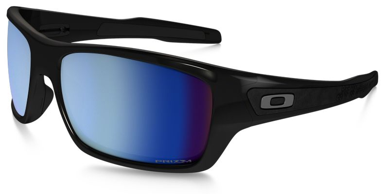 Brýle OAKLEY Turbine - Polished Black W/Prizm Deep Water Polarized