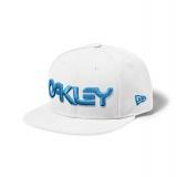 OAKLEY Mark II Novelty New Era Snap Back, White