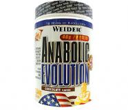 Weider Anabolic Evolution, 1,5 kg, Jahoda