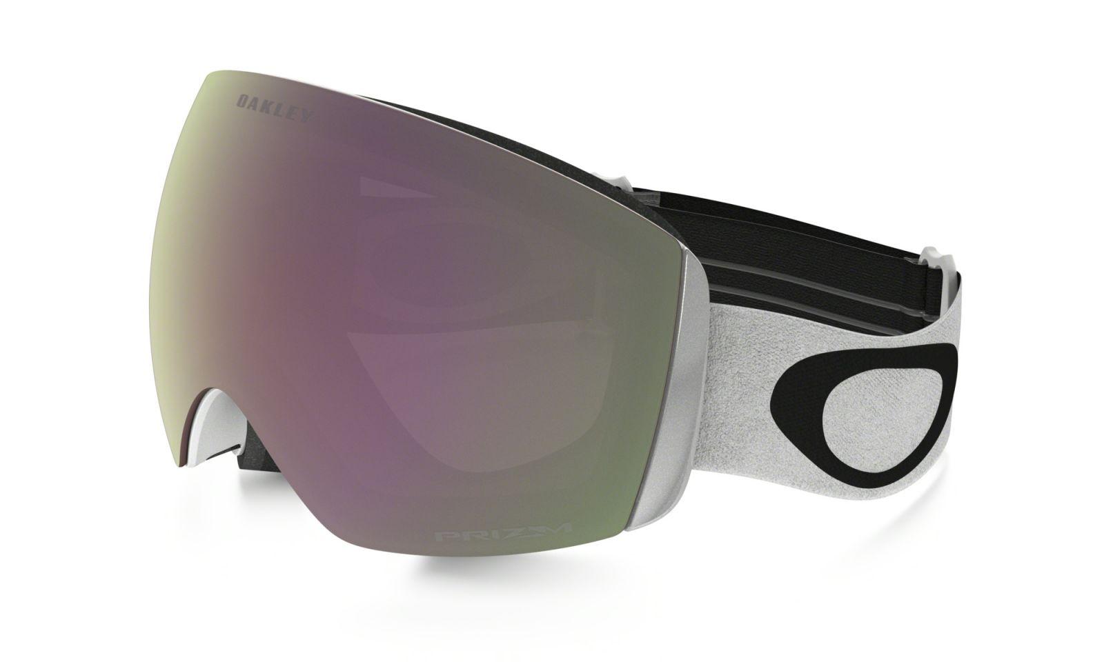 Brýle OAKLEY Flight Deck Matte White w/Prizm Hi Pink