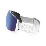 Brýle OAKLEY Flight Deck Factory Pilot Whiteout w/Prizm Sapphire Iridium