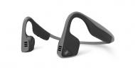 AfterShokz Bluez Titanium Bluetooth sluchátka, šedá