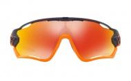 Brýle OAKLEY Jawbreaker - Purp Pop Fade W/Prizm Ruby