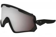 OAKLEY Wind Jacket 2.0 Matte Black w/Prizm Black Iridium