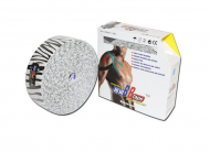 Kineziologický tejp BB Tape Jumbo s designem zebry