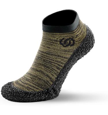 Ponožkoboty SKINNERS Athleisure, Olive Green