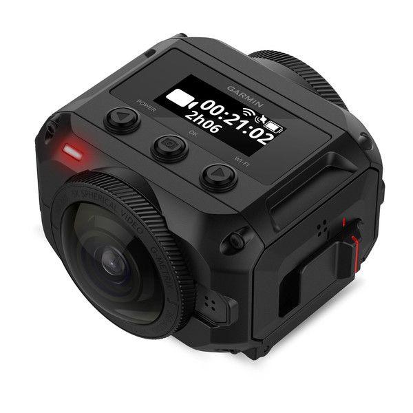 Sportovní kamera GARMIN VIRB 360, Black