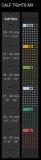 Velikostní tabulka (obvod lýtka)