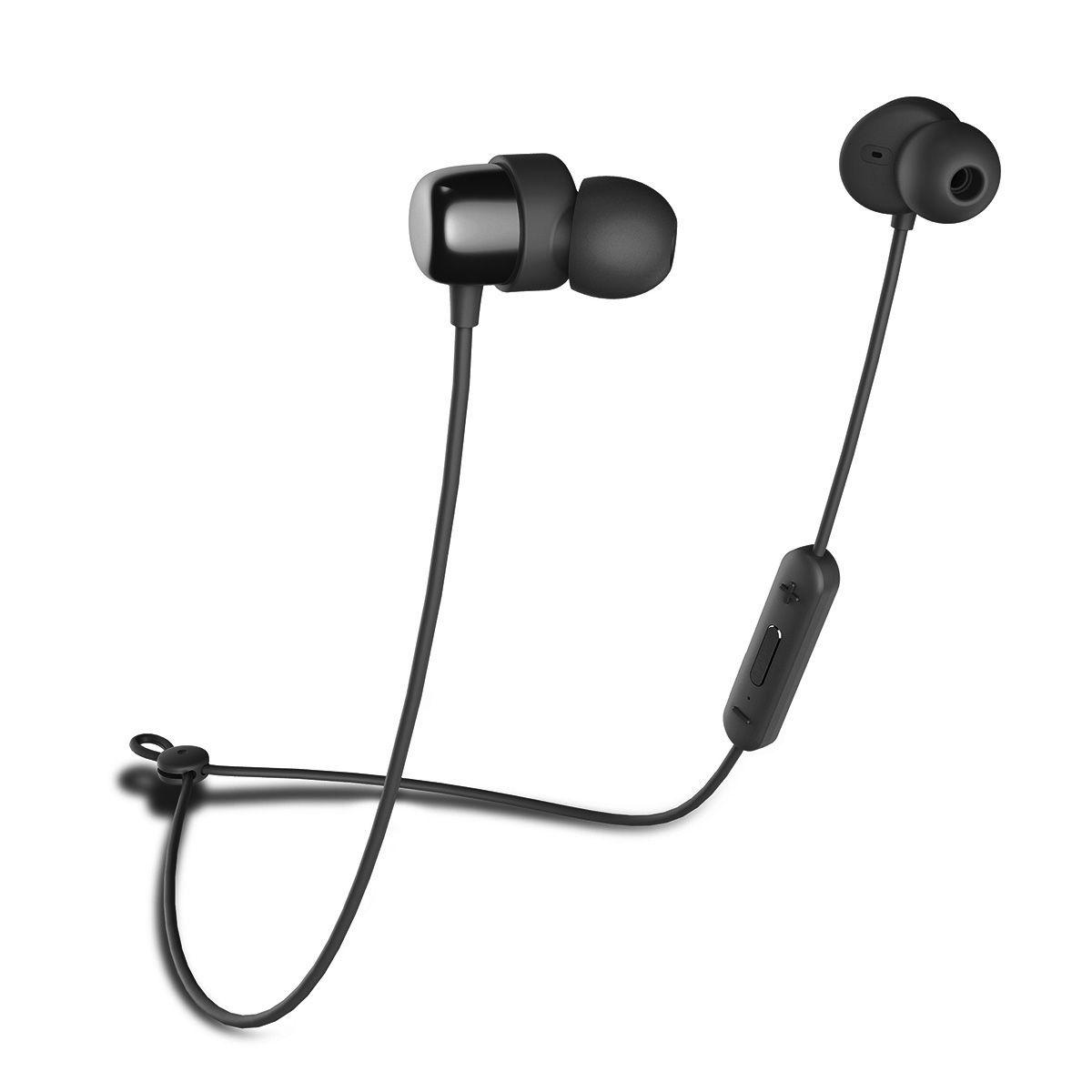 Bluetooth sluchátka NICEBOY Hive E2, černá