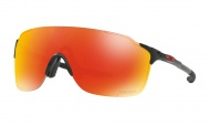 OAKLEY EVZero Stride - Polished Black W/Prizm Ruby