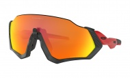 OAKLEY Flight Jacket - Redline W/Prizm Ruby Polarized