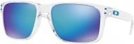 OAKLEY Holbrook XL - Polished Clear W/Prizm Sapphire Polarized