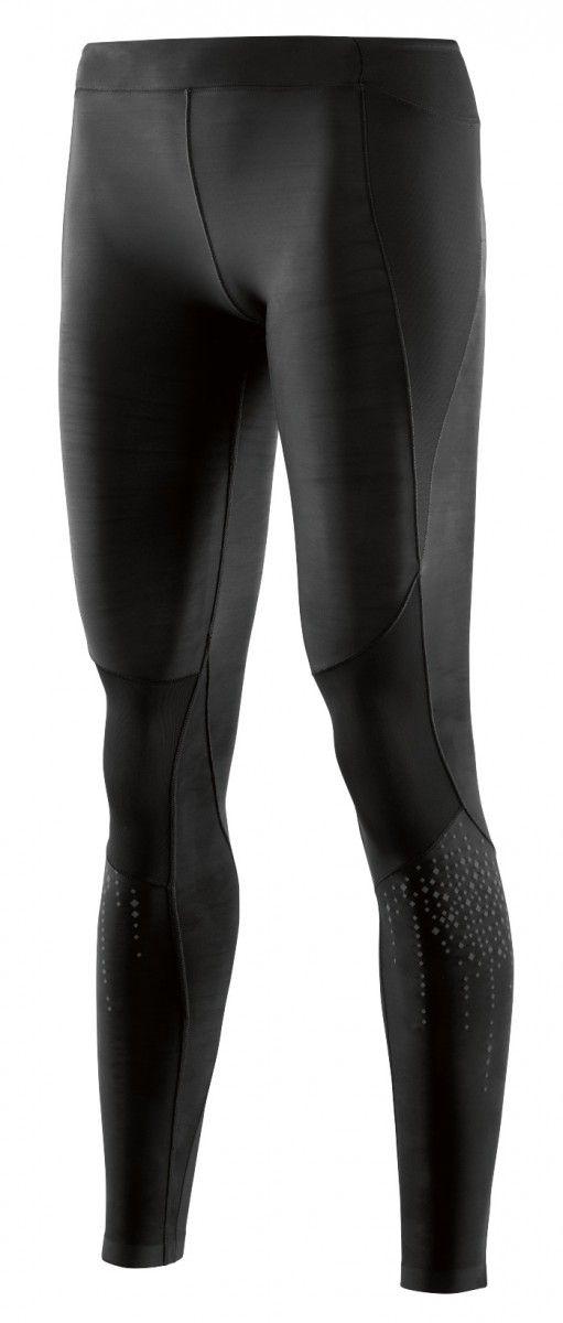 Kompresní kalhoty SKINS A400 Starlight Womens Long Tights, Nexus (pánské aktivní kompresní dlouhé kalhoty)