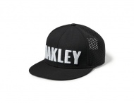 OAKLEY Perf Hat, Blackout