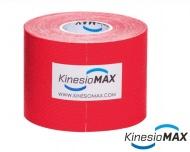 KineMAX Classic Tape 5cmx5m - červený