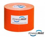 KineMAX Classic Tape 5cmx5m - oranžový