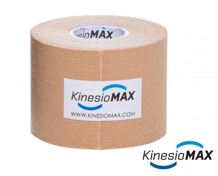 KinesioMAX Tape 5cmx5m - tělový