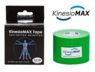 KinesioMAX Tape 5cmx5m - zelený