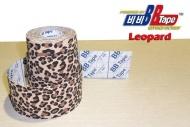 BB Tape s designem leoparda - 5cmx5m