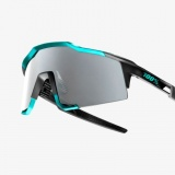 100% SpeedCraft LL - Celeste Green Grey/Black Mirror