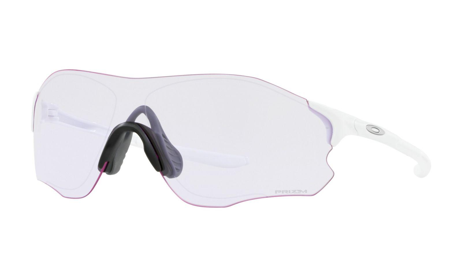 Brýle OAKLEY EVZero Path - Polished White W/Prizm Low Light