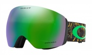 OAKLEY Flight Deck Camo Vine Jungle w/Prizm Jade Iridium