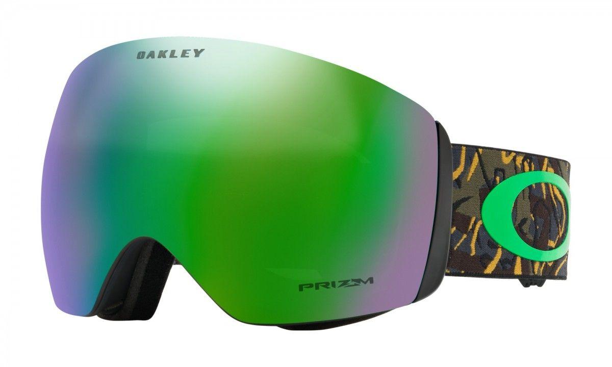 Brýle OAKLEY Flight Deck Camo Vine Jungle w/Prizm Jade Iridium