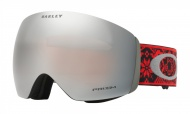 OAKLEY Flight Deck Torstein Shred Bots Red Black w/Prizm Black Iridium