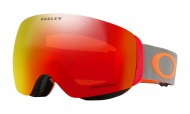 OAKLEY Flight Deck XM Dark Brush Orange w/Prizm Torch Iridium