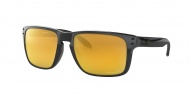 OAKLEY Holbrook XL - Midnight Polished Black W/Prizm 24K Polarized