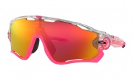 OAKLEY Jawbreaker - Crystal Pop W/Prizm Ruby
