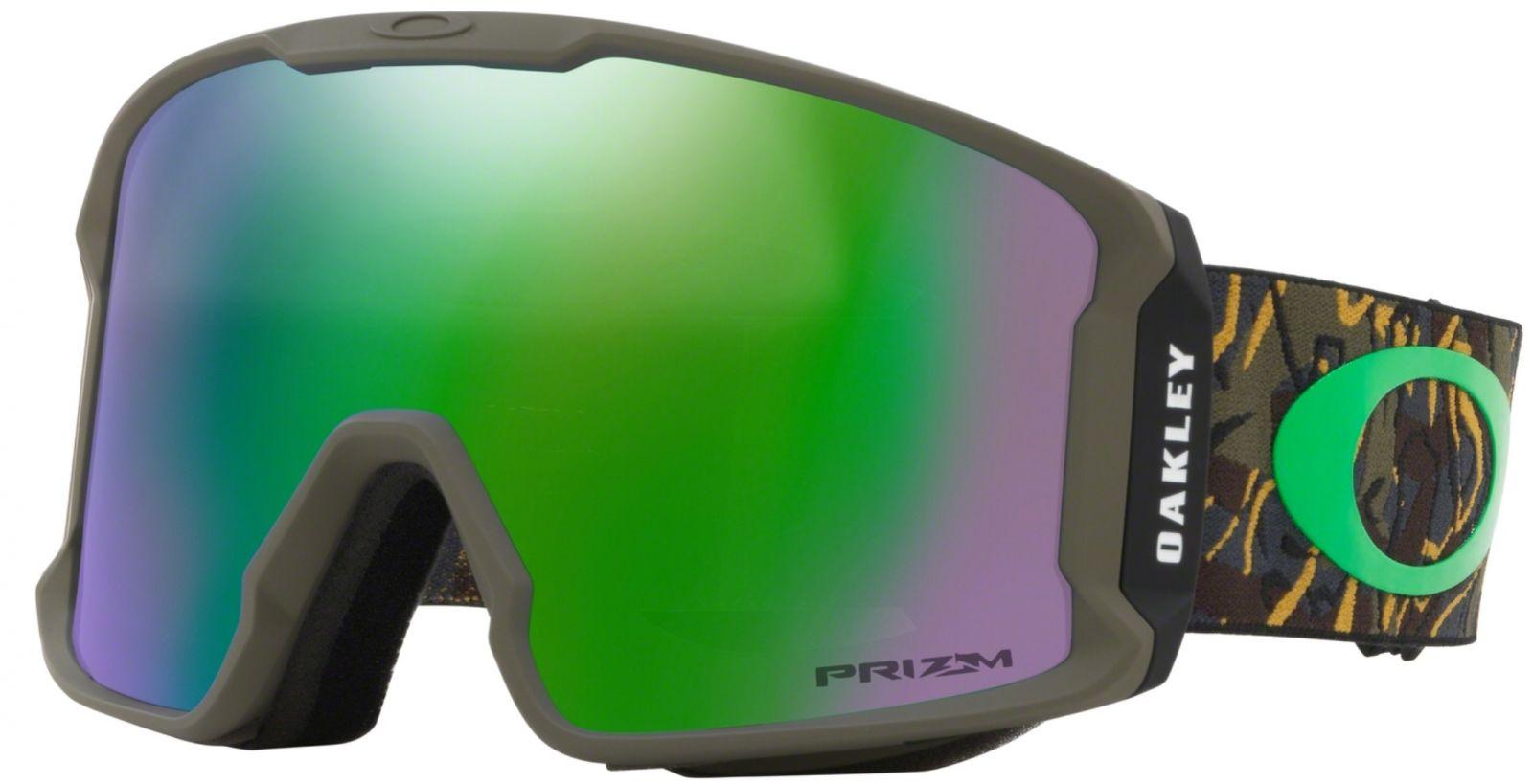 Brýle OAKLEY Line Miner Camo Vine Jungle W/Prizm Jade IridiumBrýle OAKLEY LineMiner Camo Vine Jungle W/Prizm Jade Iridium