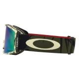 Brýle OAKLEY Line Miner Kazu Rokka Army Green W/Prizm Jade Iridium