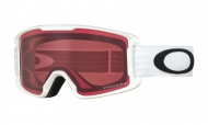 OAKLEY LineMiner Youth Matte White W/Prizm Rose
