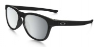 OAKLEY Stringer - Polished Black W/Chrome Iridium