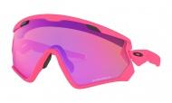 OAKLEY Wind Jacket 2.0 Matte Neon Pink w/Prizm Trail