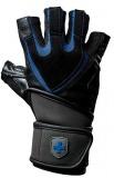 Fitness Rukavice Harbinger 1250, černo-modré