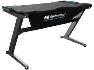 SANDBERG Fighter Gaming Desk, černá