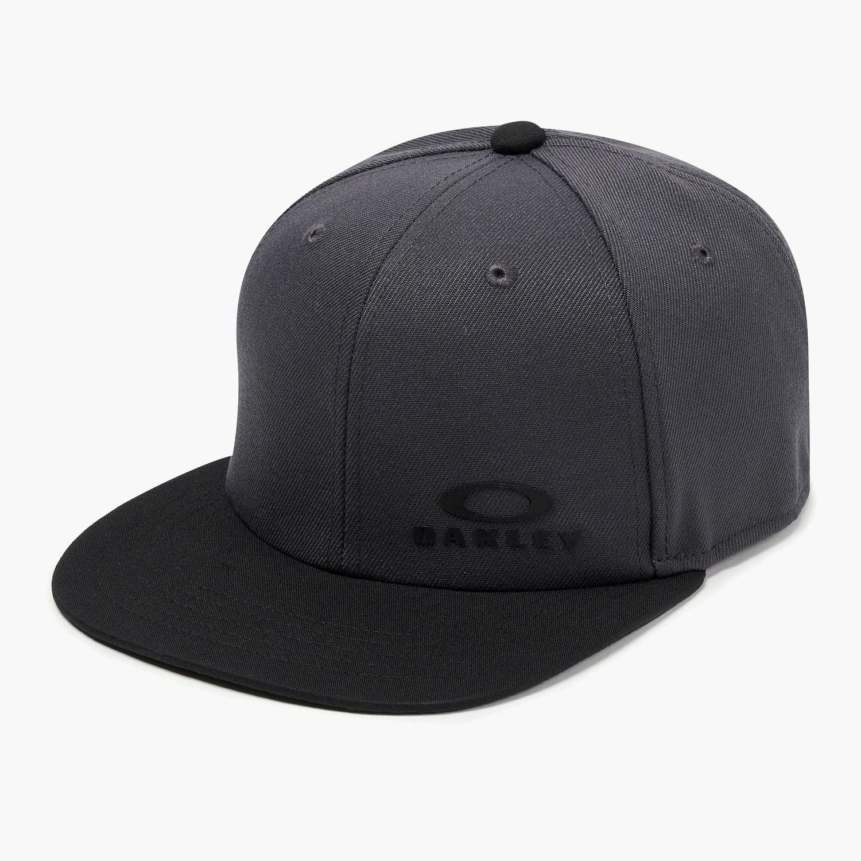 Kšiltovka OAKLEY BG Snap Back Cap, Forged Iron