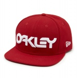 OAKLEY Mark II Novelty New Era Snap Back, Red