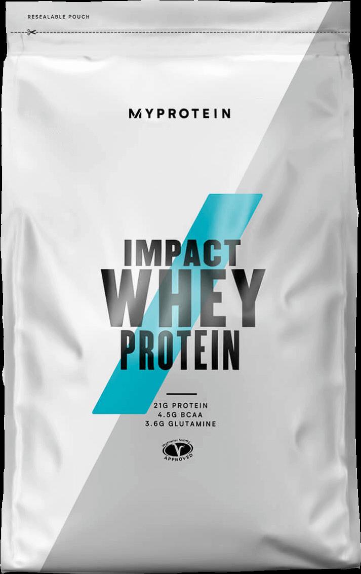 MyProtein Impact Whey Protein, 5000g