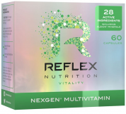 Reflex Nutrition Nexgen®, 60 kapslí