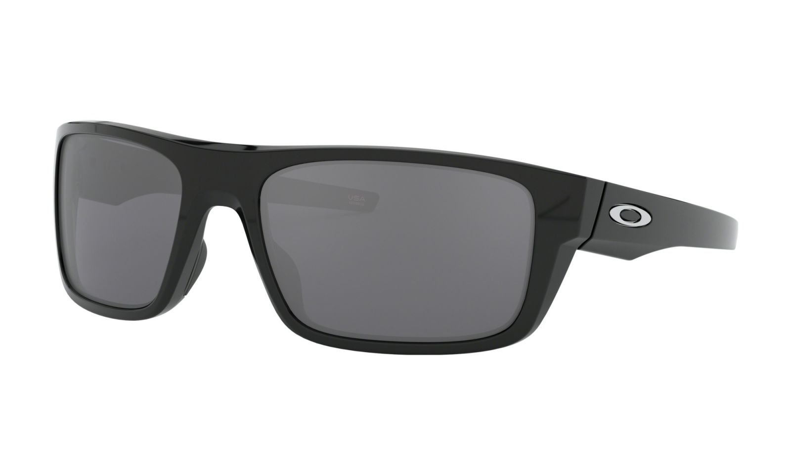 Brýle OAKLEY Drop Point - Polished Black w/Black Iridium
